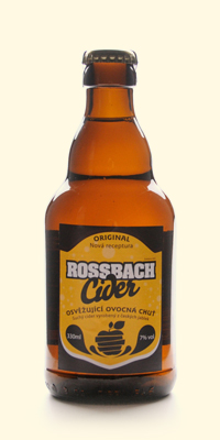 Apple Dry Rossbach Cider