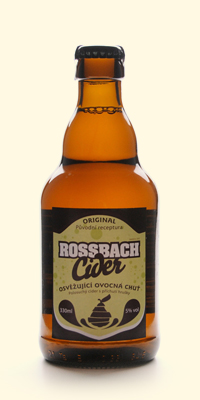 Apple Pear Rossbach Cider